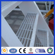 Panel de rejilla de acero galvanizado sumergido