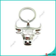 Zinklegierung Ox Metall Werbe Schlüsselanhänger (KC)