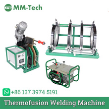 Plastic Pipe Fusion Welding Machine