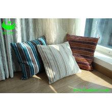 Stripe tecido de veludo de sofá (BS4010)