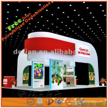 Ausstellungsdesign Lösung Muschel Ideen Ausstellungsstände Stand Standard Stand