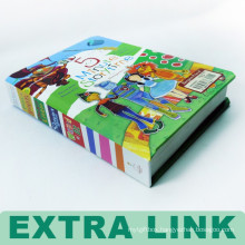 China Factory Extra Link Children English Story Books Printing Services