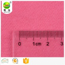 Wholesale 60 polyester 40 cotton brushed fleece fabric
