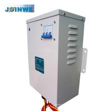 Sistema de poupança de energia de eletricidade de caixa de metal de 3 fases