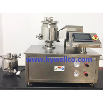 Lab Scaler High Shear Mixer Granulator