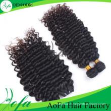 Extension de cheveux humains Weavon Remy Virgin Hair