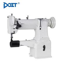 Única máquina de costura industrial do cilindro de alimentação composto da agulha de DT-8B