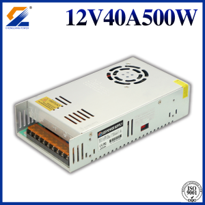 12V 500W LED Driver para LED Strip