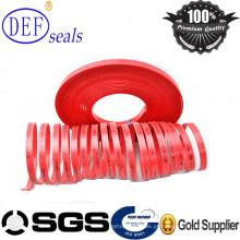 Fita de guia de Fabri sintético impregnada de resina / faixa de desgaste / tira de guia