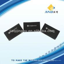 Optisches Tuch mit Lederpaket