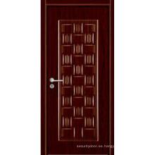 Hermoso diseño y alta calidad / la mayoría de las puertas interiores Ppular MDF