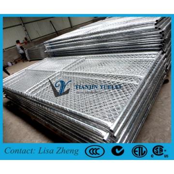 Baustelle / temporärer Zaun Chain Link Wire