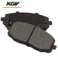Plaquette de frein de pièces automobiles FDB1783 pour voiture Kia