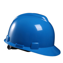 High strength abs safety helmet male construction site leader electrical ventilation engineering printed word V type