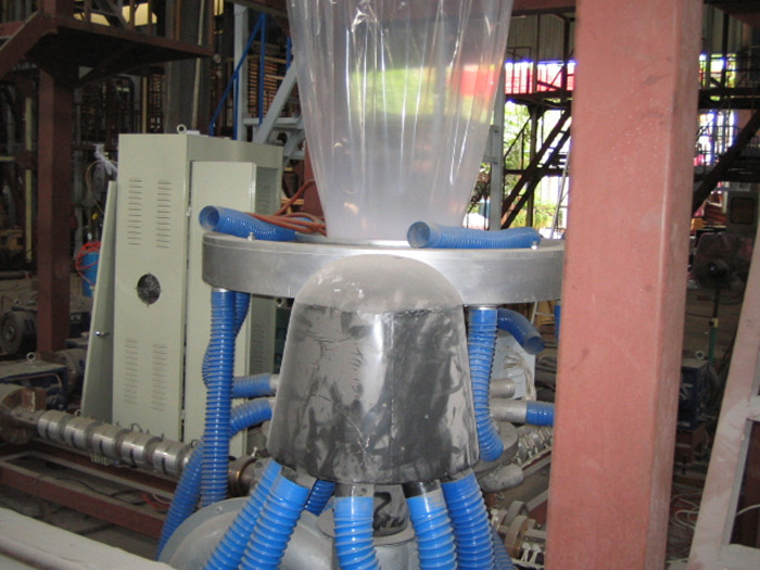 Shrinkable Film Blowing Machine