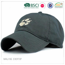 Hot Sale Cotton Canvas Embroidery Sports Cap