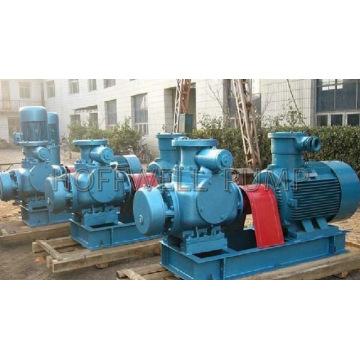 Horizontal Lubricating Oil Twin Screw Pump
