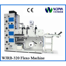 High-Speed-Label Flexo Drucken-Maschine (WJRB320)