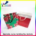 Luxury Handle Bag Spot UV Finished Paper Bag