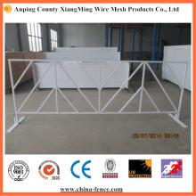 Qualität Pulver Beschichtung Fußgänger Barrieren zum Verkauf