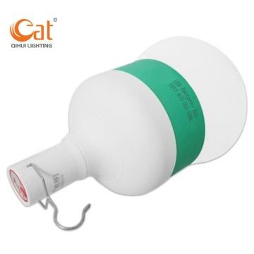 Bombilla de emergencia LED recargable USB con modos 18W