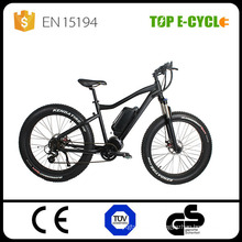 newly design 48V 750W 8Fun HD mid drive motor power bike motorcycle electric fat bike 2017