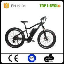 Recém projetar 48 V 750 W 8Fun HD meados de motor da movimentação da bicicleta da bicicleta da motocicleta bicicleta elétrica de energia 2017