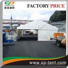 Grandes tentes de stockage industriel 30x50m