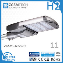 120W LED Area Road Light for Parking Lot