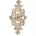 furniture decorative Wood appliques antique wood carving