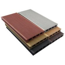 Китай низкая стоимость Анти-УФ полого деревянного составного decking напольное