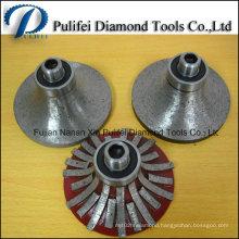 Granite Stone Profile Wheel Sintered Profile Wheel for Stone Grinding