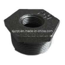 Malleable Iron Pipe Fitting Black Bushing