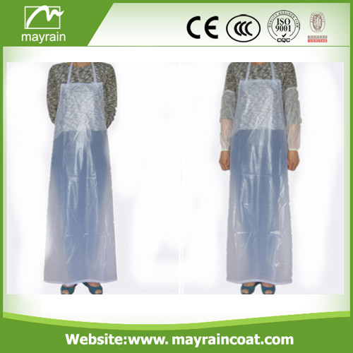 High Quality PVC Fabric Adult Apron
