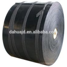 Top quality metallurgy plant use rubber belt heat resistant conveyor belt