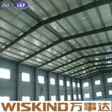 Material de parede Estrutura de aço Material de construção de vigas de telhado