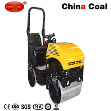 1t Ride on Full Hydraulic Construction Vibratory Compactor Road Roller