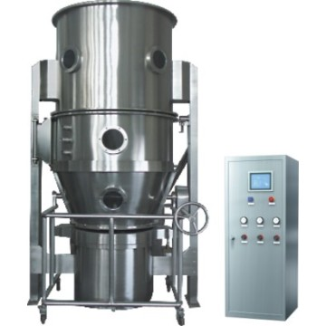 Vertical Fluidizing Dryer used in barium acetate