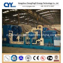 CNG37 Skid-Mounted Lcng CNG LNG Kombi-Tankstelle