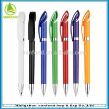 venda quente da torção publicidade caneta para presente da promoção