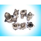 Aluminum Die Casting Approved SGS, ISO9001-2008 (AL10031)