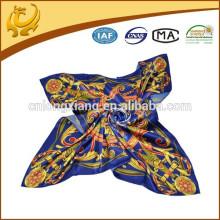 Neuer Entwurfs-Fabrik-Preis Multi-Gebrauch Indischer quadratischer Schal