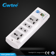 interlock switched India standard socket outlet GT-N65
