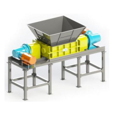 Equipamento de classificação do desperdício contínuo municipal quente da venda de Huatai para o lixo urbano