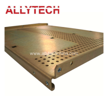Galvanized Laser Cutting Parts