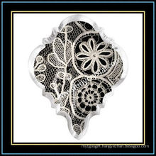 Antique Crystal Flower Magnet