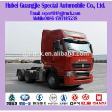 Nueva China SHACMAN tractor camión / tractor cabeza camión 6 * 4 para la venta