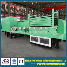 PRO240 automatic building machine for arch roof