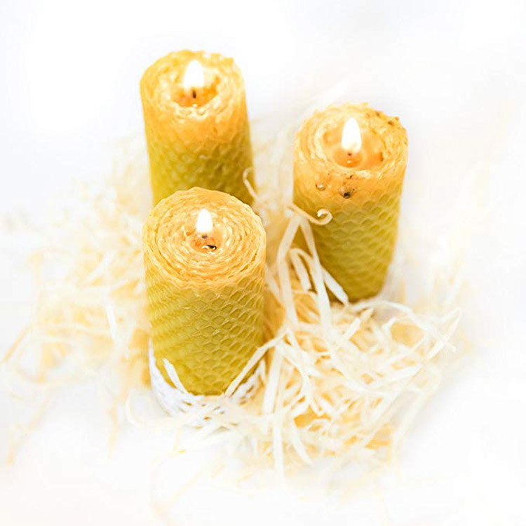 Beeswax Candle 50