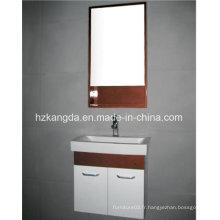 Cabinet de salle de bains en PVC / vanité de salle de bain en PVC (KD-297D)